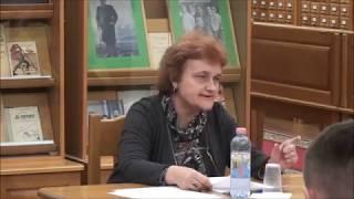 Лекция А.Ю. Морозовой «Пролетарская культура и Пролеткульт: идеи и практика».