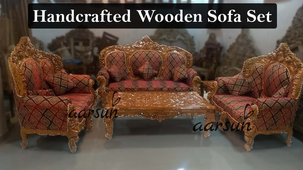 117 Double Carving Furniture Explained Innovative Furniture Designs Aarsun Art Of India Youtube