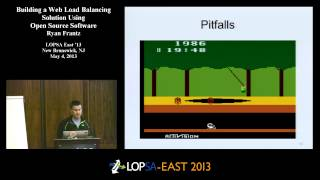 Building A Web Load Balancing Solution Using Open Source Software Ryan Frantz