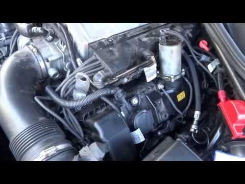 BMW 645Ci Geräusch klackern,BMW 645Ci engine noise N62