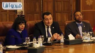 افتتاح البرنامج الصيفى لجامعة الدول العربية لتطوير أساليب العمل