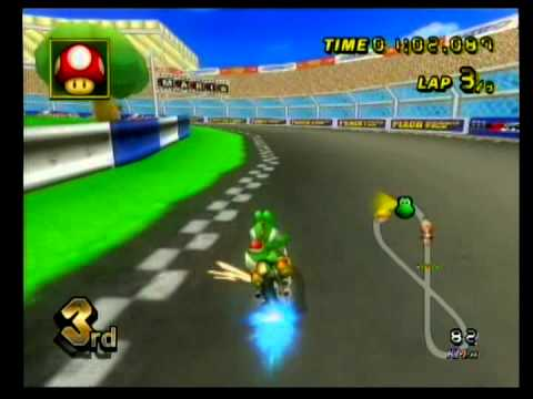 mario kart wii ds figure 8 circuit jugadores wiimmsfi youtube. Black Bedroom Furniture Sets. Home Design Ideas