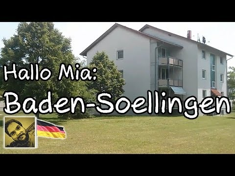 Baden-Soellingen (Klein Kanada) - Hallo Mia #3