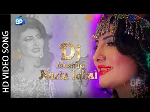 Nazia iqbal new song 2018   Pashto new hd songs 2018 DJ Mashup latest music video 4k