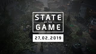 The Division 2: State of the Game #110 - 27 February 2019 | Ubisoft [NA]