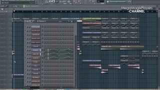 Making Of David Guetta - Lovers On The Sun ft. Sam Martin Fl Studio Remake