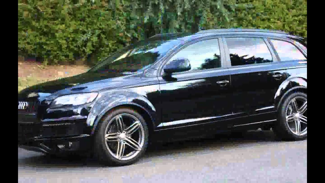audi q7 suv 4 2 tdi quattro s line 2015 youtube. Black Bedroom Furniture Sets. Home Design Ideas