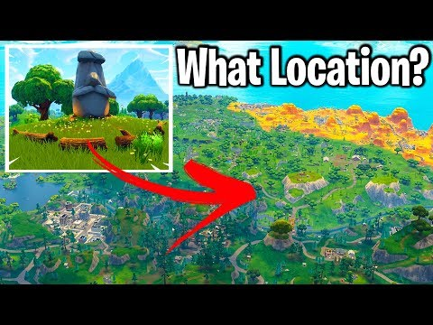 THE IMPOSSIBLE FORTNITE MAP QUIZ (0% have gotten 10/10)