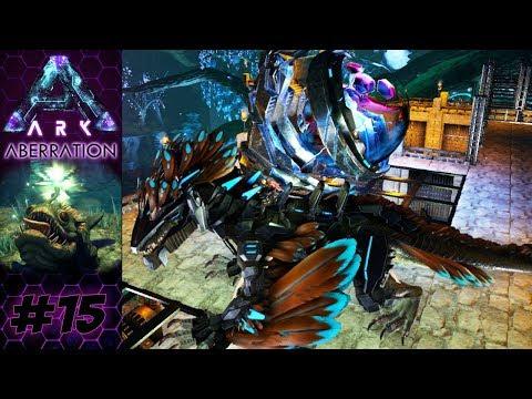 TEK TIER E SELA TEK PARA ROCK DRAKE !! Ark Aberration #15 - Ark Survival Evolved DLC