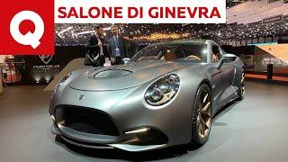 Puritalia Berlinetta: 956 CV Made in Napoli - Salone di Ginevra 2019 | Quattroruote