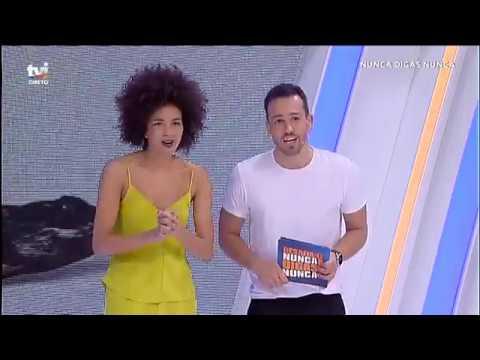 O programa mais louco da televisão portuguesa recebe estrelas TVI - Desafia-te: Nunca Digas Nunca