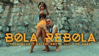 Baixar Tropkillaz, J Balvin, Anitta - Bola Rebola ft  MC Zaac |  Coreografia Creu SD Feat. Kely Adriane