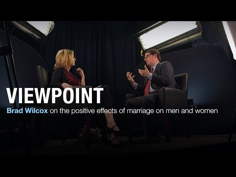 The positive effects of marriage on both men and women | VIEWPOINT