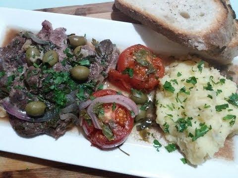 MEMORIES OF MALTA ~ LAHAM FUQ IL-FWAR (Maltese Steamed Beef)