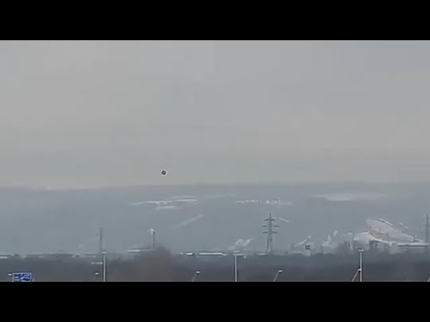 UFO Sighted Over Vienna, Austria ( December 4, 2020 )