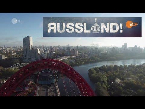 Markus Lanz - Russland! Doku 2018, ZDF