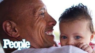 """Sexiest Man Alive 2016 Dwayne 'The Rock' Johnson tells People """"watching Lauren be a mom has been one of the most enlightening things."""" Subscribe to ..."""