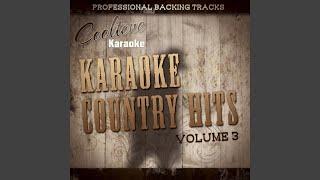 Pour Me (Originally Performed by Trick Pony [Karaoke Version])