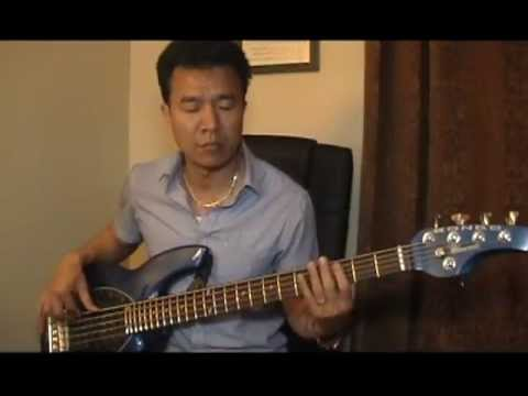Boney M - Rivers of Babylon - Bass Cover