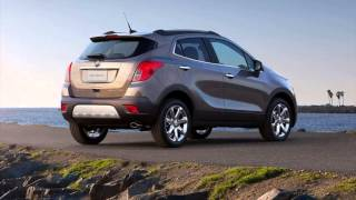 buick encore safety