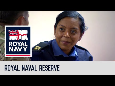 Life in the Royal Naval Reserves - Dipty