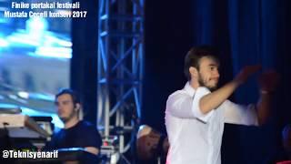 2017 Finike portakal festivali Mustafa Ceceli konseri