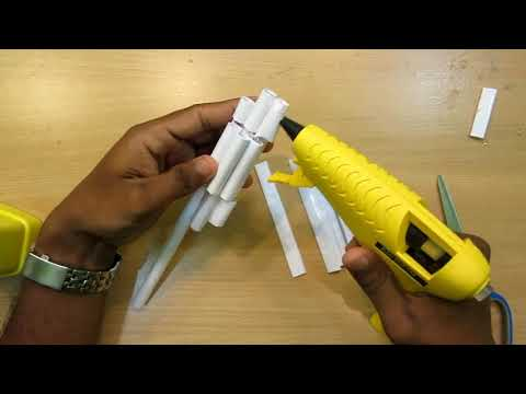 How to make a Paper Revolver that Shoots Paper Bullet Paper Gun