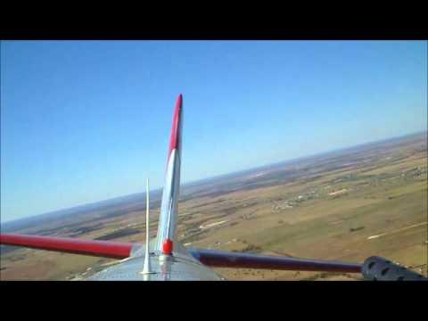 Warbird Radio - B-17G Aluminum Overcast flight Fort Worth, TX - 2011