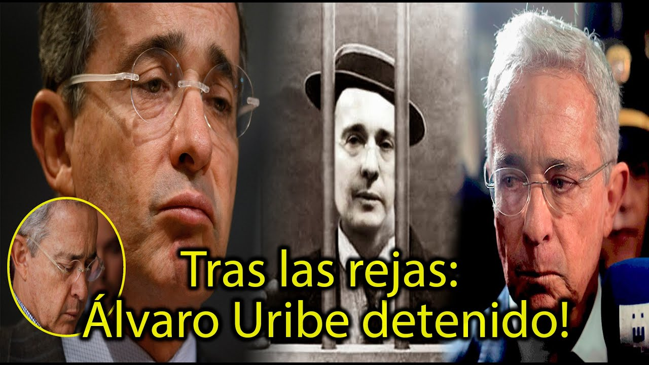 Porque detuvieron a Álvaro Uribe? Toda la verdad!