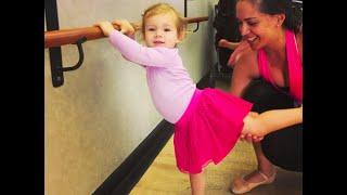Уроки балета для детей в Америке. Занятия для детей в Америке