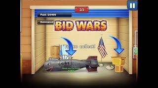 New Update with faster reveals + 3-Rare Special Auction! Bid Wars original #125 gameplay