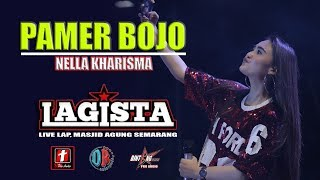 "Download Lagu PAMER BOJO CENDOL DAWET NELLA KHARISMA TERBARU ""LAGISTA"" LIVE SEMARANG FAIR 2019 