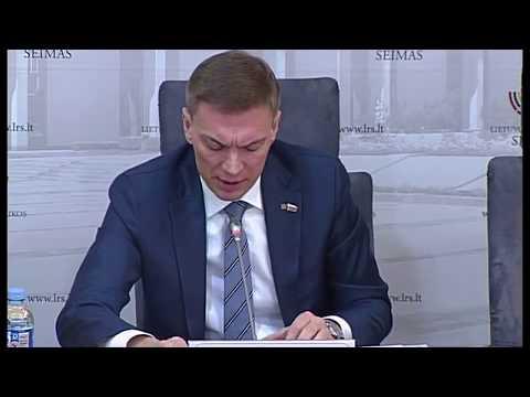 """2019-03-19 Seimo nario Mindaugo Puidoko sp. konf. """"Koks mano planas Lietuvai –  """"slaptas"""" ar vert..."""