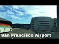 SFO Airport - San Francisco Airport Driving Directions