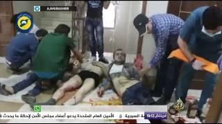 نافذة تفاعلية ..منظمات دولية تؤكد أن نصف الجرحى في مستشفيات حلب من الأطفال