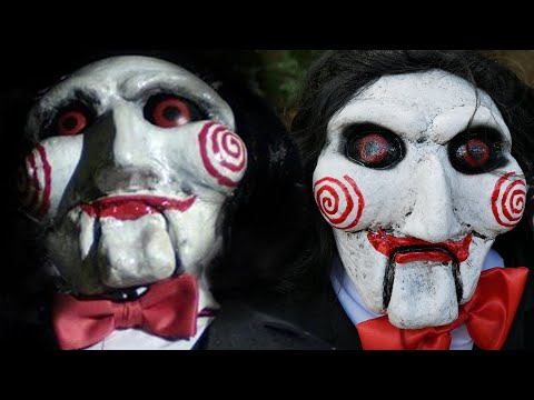 Download SAW Billy Puppet Doll Review (Trick or Treat Studios)