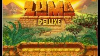 Zuma Deluxe Playthrough - Part 4 : Final Temple (Secret Shrine of Zuma)
