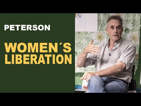 Jordan Peterson: The Impact of Women´s Liberation on Society