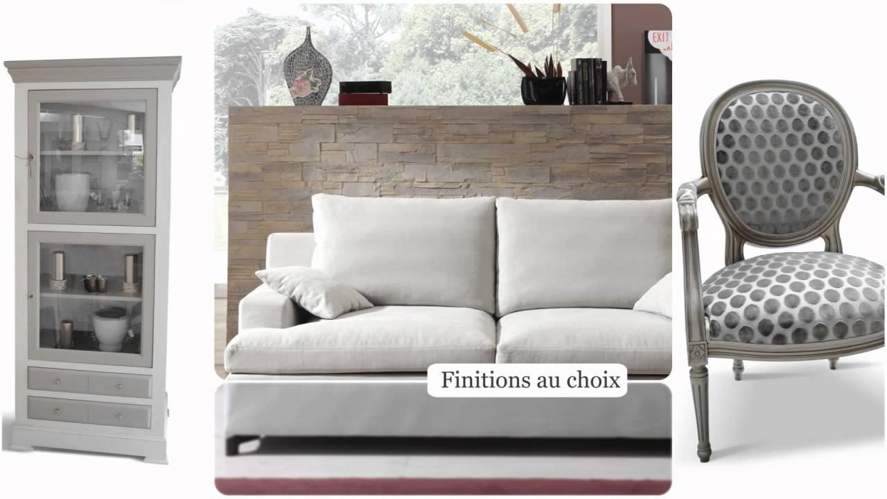 Fabrice mobilier meubles classiques contemporains et for Mobilier contemporain