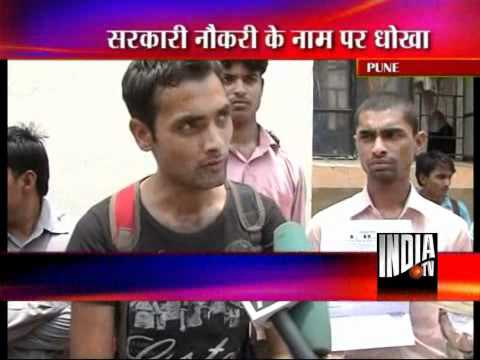 Job Scam Unearthed In Pune