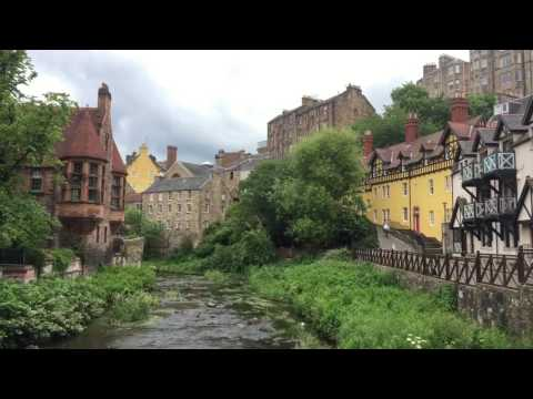 6 Mile Walk-Edinburgh -Dean Village