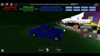 Roblox - Bombing of Rockport Lt. Gov Melon