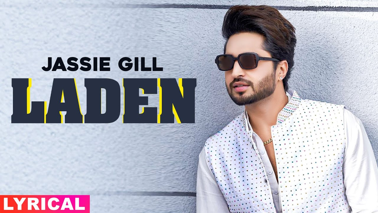 Laden (Lyrical) | Jassi Gill | Exclusive Punjabi Song on NewSongsTV & Youtube | Speed Records