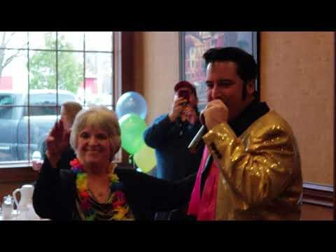Kathie Miller's Birthday Bash w/ Elvis