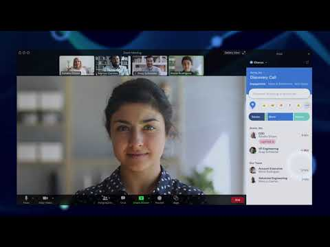 Chorus.ai Teams Up With Zoom to Deliver Real-Time Relationship Intelligence to Meetings