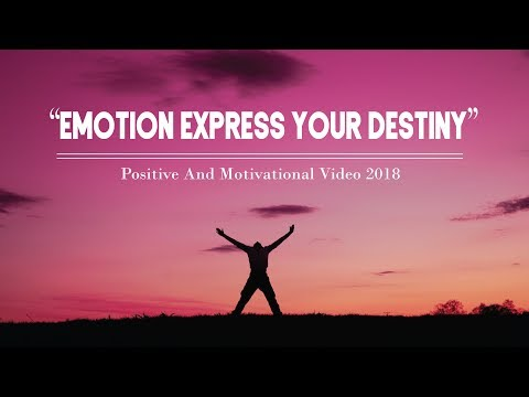 ►Emotion Express Your Destiny⫸Motivational Quotes⫸Positive Thoughts⫸30 Second Whatsapp Status Video