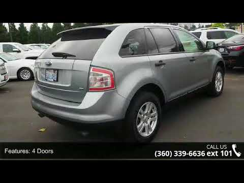 2007 Ford Edge SE - CARR Cadillac Buick GMC Vancouver - V...