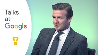 David Beckham | Talks at Google