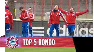 FC Bayern Top 5 - Rondo