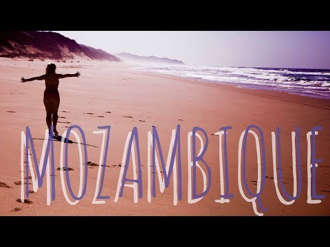 Unreal Aerial Footage of Mozambique